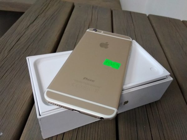 Apple Iphone 6 Plus 128gb Gold (арт.14529)