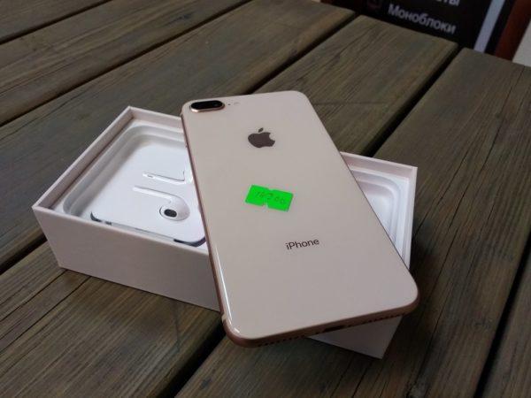 Apple 8plus 256gb Gold (арт.14700)