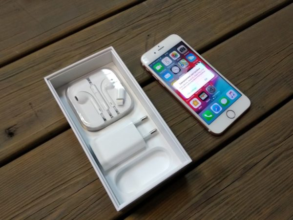 Apple Iphone 6s 128gb Rose Gold (арт.14628)