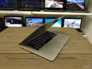 Apple MacBook Air 13 Mid 2013 (арт.15786)