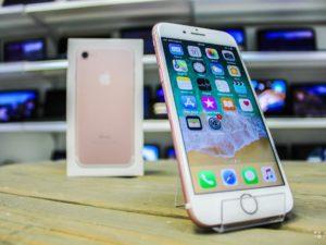 Apple IPhone 7 128gb Rose Gold (арт.15811)