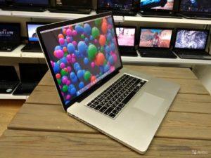 Apple MacBookPro 17″ Late 2011 (арт.15749)