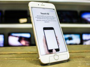 Apple Iphone 6 16gb Gold (арт.15477)