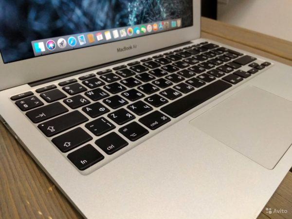 Apple MacBook Air 11 Mid 2013 (арт.14668)