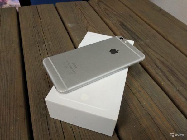Apple Iphone 6 Plus 64gb Silver (арт.15481)