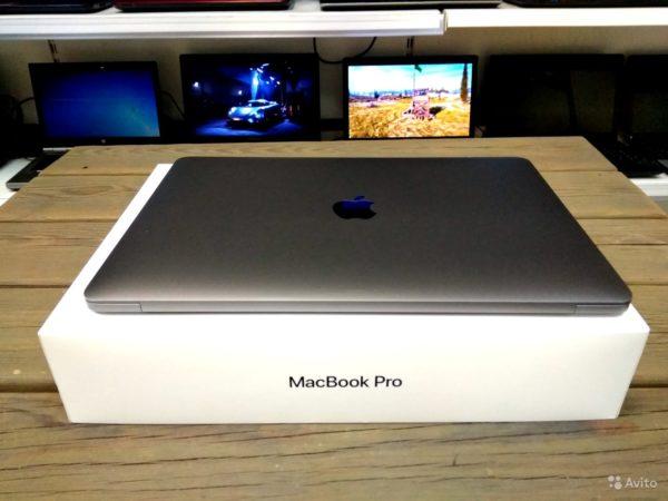 Apple MacBook Pro 13inch 2017 (арт.15279)