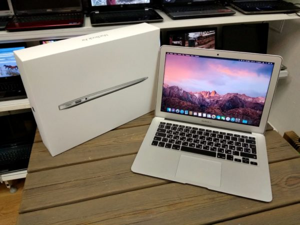 Apple MacBook Air 13inch 2017 (арт.15623)