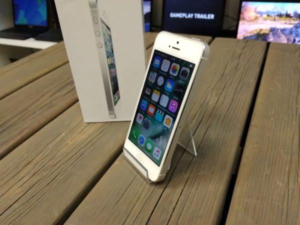 Apple Iphone 5 16gb Silver (арт.15681)