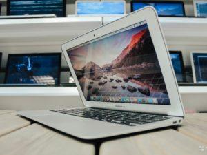 Apple MacBookAir 11″ Early 2014 (арт.16658)
