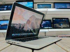 Apple MacBook Pro 13 Late 2011 (арт.16651)