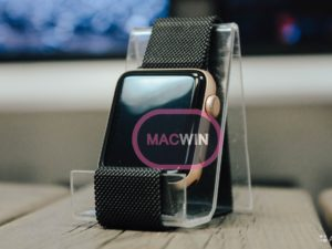 Apple Watch 42mm S3 Gold + Milaness Loop (арт.16754)