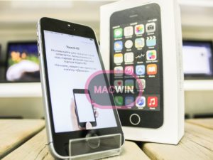 Apple IPhone 5s 16gb SpaceGray (арт.16721)