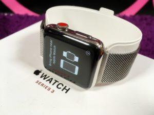 Apple Watch Series 3 42mm Stainless Steel (арт.10869)