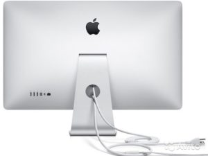 "Apple Thunderbolt Display 27"" 2011 (арт.13375)"