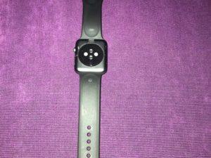 Apple Apple Watch Series 1 42mm SpaceGray (арт.13296)