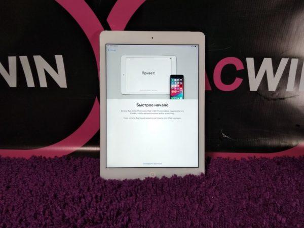 Apple IPad Air 64gb WiFi+4G Silver (арт.13283)