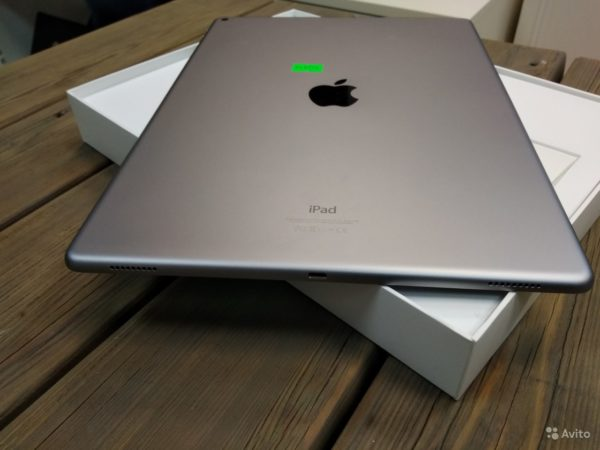 "Apple IPad Pro 12.9"" 128 GB Space Gray (арт.14784)"