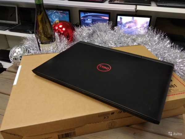 DELL Inspiron Gaming 15 7577 (арт.15422)