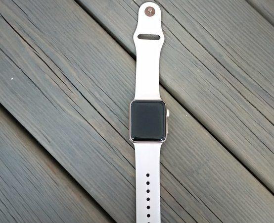 Аpple Watch Series 3 GPS Aluminum 38mm (арт.14591)