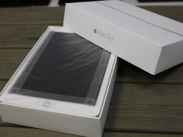 Apple IPad Pro 9.7 128gb Wi-Fi RG (арт.15316)