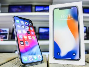 Apple IPhone X 256gb Silver (арт.15859)