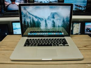 Apple MacBookPro 15″ Early 2011 (арт.16078)