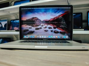 Apple MacBookPro 15″ Early 2011 (арт.16080)