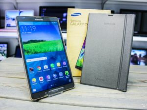 Samsung Sm-t705n 16gb Titanium Silver (арт.15927)