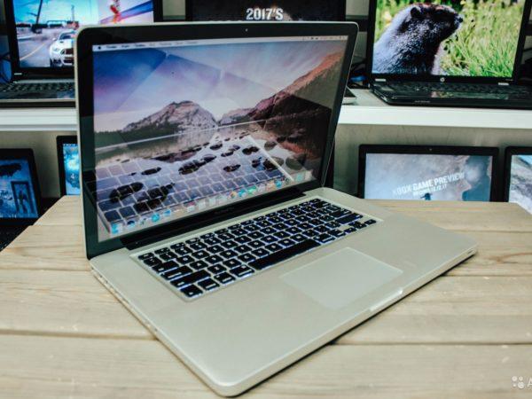 Apple MacBookPro 15″ Early 2011 (арт.16080)