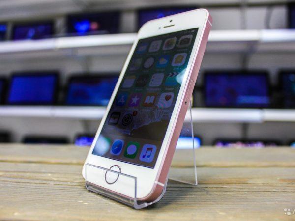 Apple IPhone SE 16gb Rose Gold (арт.15428)