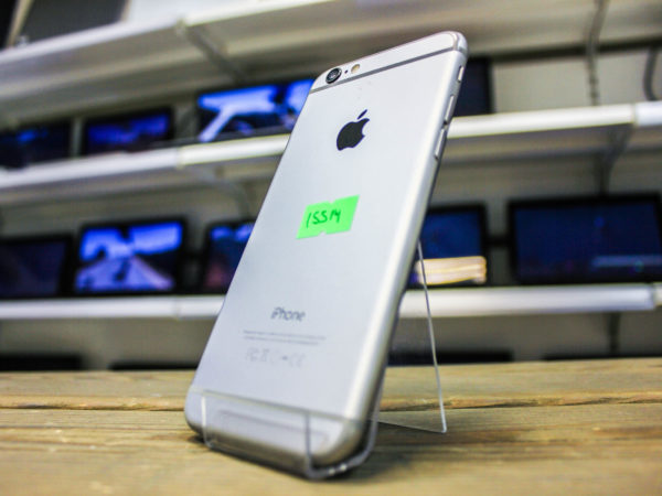 Apple Iphone 6 16gb Space Gray (арт.15514)