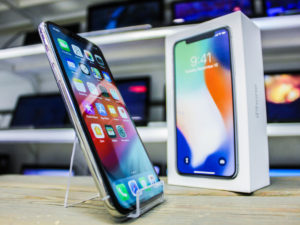 Apple IPhone X 256gb Silver (арт.15978)