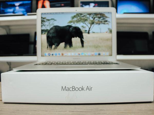 Apple MacBook Air 13inch 2017 (арт.16276)