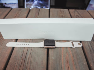 Apple AppleWatch Series 38mm RoseGold (арт.16486)
