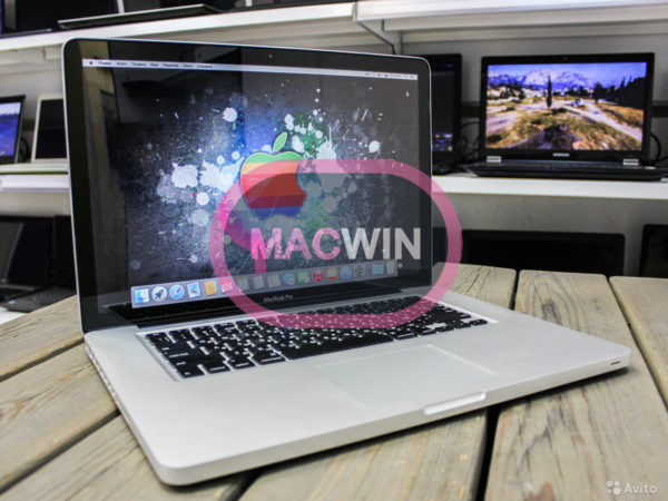 Apple MacBook Pro 15 Late 2008