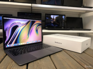 Apple MacBook Air Retina 13-inch 2018 (арт.18509)