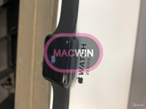 Apple Apple Watch 3 42mm Space Gray (арт.18516)