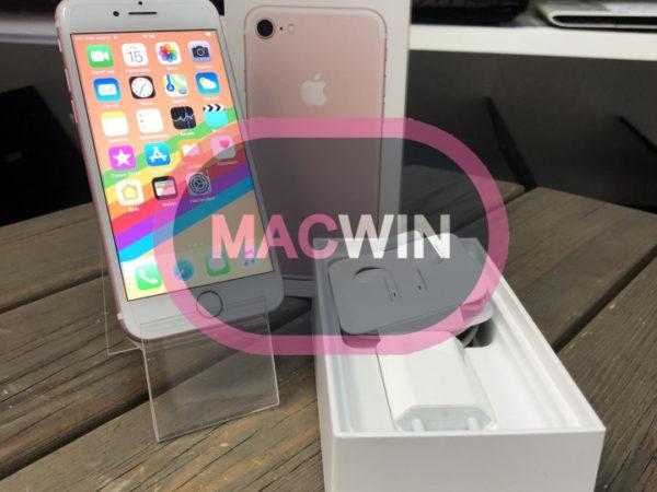 Apple IPhone 7 32gb RoseGold