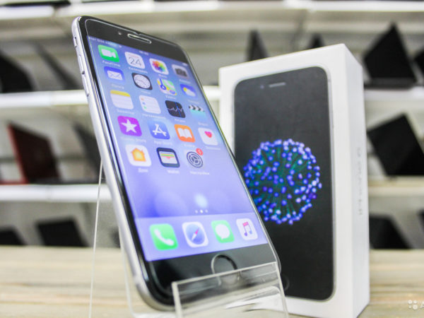 Apple IPhone 6 32gb SpaceGray
