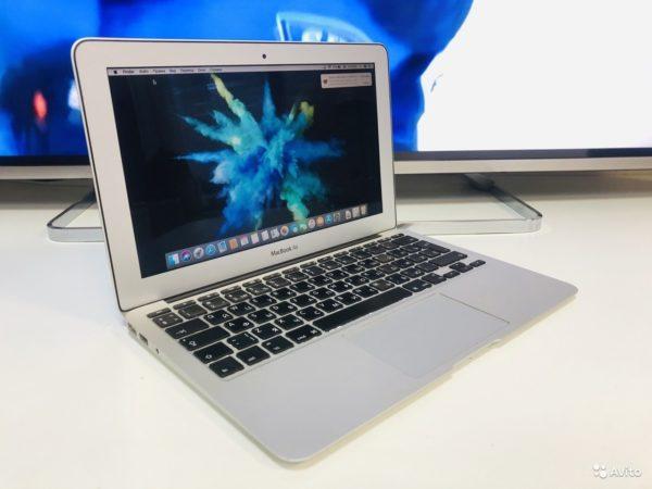 Apple Macbook Air 11 Mid 2011 (арт.19077)