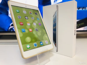 Apple IPad Mini 1 32gb White WiFi+3G (арт.18890)