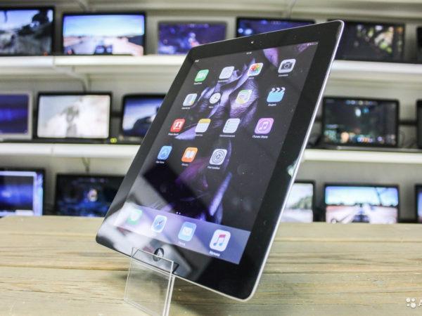 Apple IPad 2 16gb Black WiFi (арт.17791)