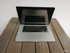 Apple MacBookPro 15 Mid 2009 (арт.19330)