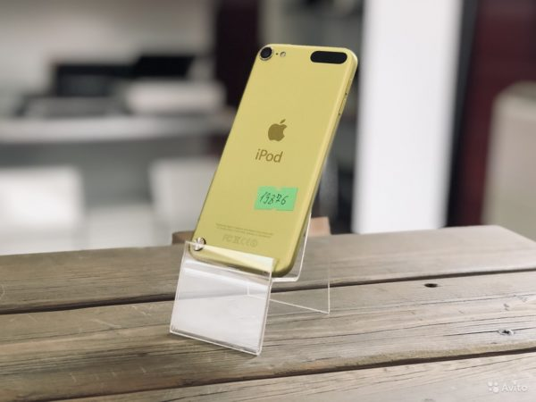 Apple IPod Touch 5 32gb Yellow (арт.19876)