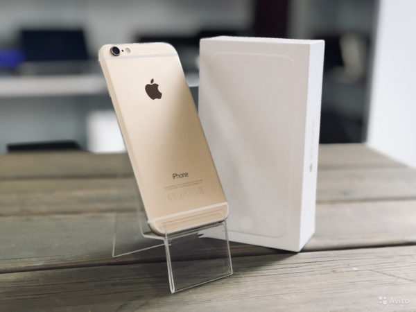 Apple IPhone 6 128gb Gold (арт.19721)