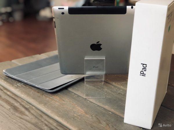 Apple IPad 4 128gb Black WiFi+4G (арт.19907)
