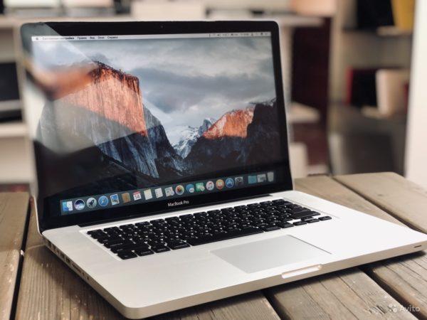 Apple MacBook Pro 15 Mid 2010 (арт.19870)