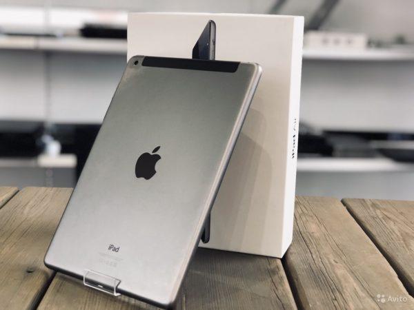 Apple IPad Air 1 SpaceGray 64gb (арт.20237)