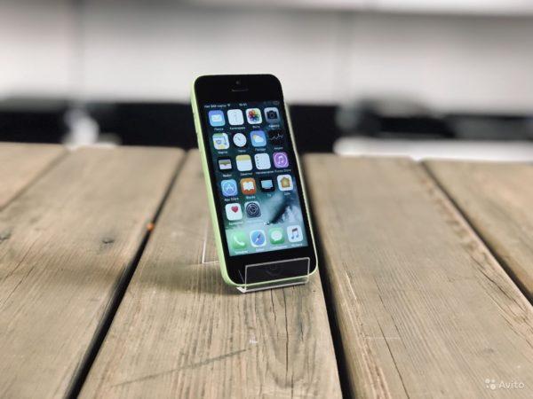 Apple IPhone 5c 16gb Green (арт.20249)