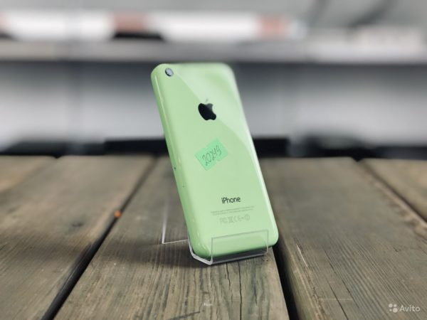 Apple IPhone 5c 16gb Green (арт.20249)